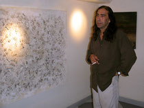 Amador Vallina: Exhibitions Agapanto, Majorca
