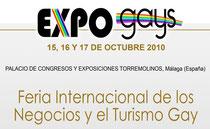 ExpoGays 2010: Exposición con la Galería d'Art i Disseny Patricia Muñoz