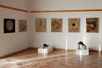 Amador Vallina - Ausstellung Casal Can Pere Ignasi, Campos, Mallorca
