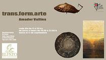 trans.form.arte, solo exhibition, Son Vida, Palma de Mallorca