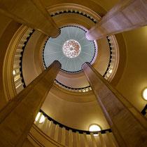 3. Platz im DigiFotoTreff. Thema: Treppenhäuser (September 2011)