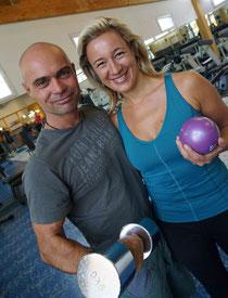 cardioFIT 3100 St.Pölten Fitness  Stefan und Michaela Ulbricht
