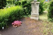 Grabstätte Mühlenfeld