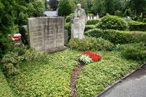 Grabstätte Melches