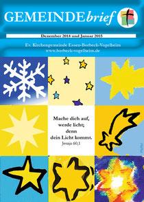 Gemeindebrief 1-2015