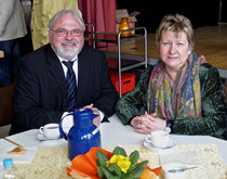 Pfr. Ecker und Frau Löhrmann