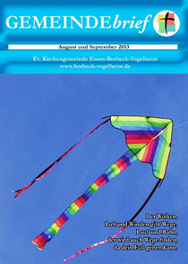 Gemeindebrief 5-2013