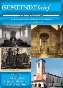 Gemeindebrief 6-2014