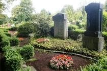 Pfarrergrabstätten