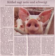 Stormarner Tageblatt 02.09.10