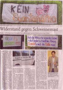 Stormarner Tageblatt 30.07.10