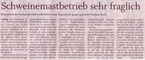 Stormarner Tageblatt 08.09.10