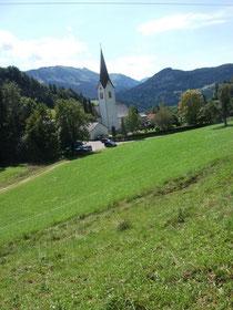 Tiefenbach Oberallgäu