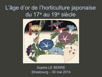Présentaion/création Sophie Le Berre