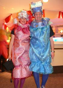 Bonbon's Kostüme mit Hut für Karneval in Köln