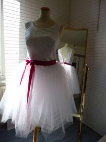 Tütü, Brautkleid, Tüll, süßes Kleid,