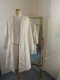 Hochzeitskleid , Hochzeits-Gehrock