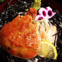 せいこ蟹丼