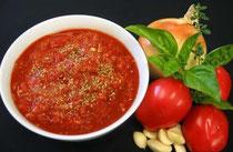 Satsebeli (georgische Tomatensauce)