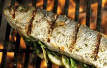 Рыба маринаде
