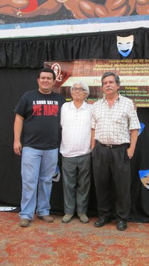 Alejandro, JRCea e Ismael