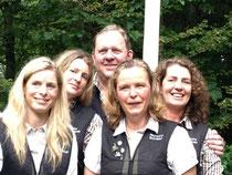 Erfolgreiche Damenmannschaft