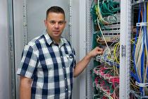 Thorsten Lux (Technischer Assistent)