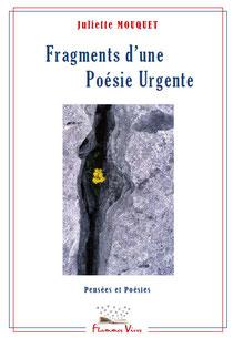 Poésies et Pensées, Ed Flammes Vives, Mars 2013