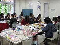 広島のポジャギ教室