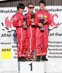 Joel Jäger, Maxi Horn, Felix Arnold