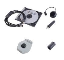 Pegel und Grundwasser, Hochwasserschutz, Klimatologie und Bodenkunde, sowie industrielle Messgrößen (Drücke, Temperaturen). Eine Vielzahl von verschiedenen Sensoren können gesteuert werden.