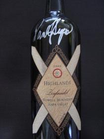 Highlands Zinfandel 2006