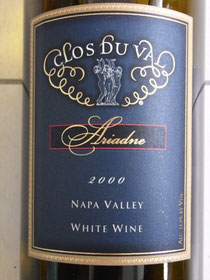 Clos Du Val ARIADNE 2000