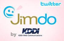 JimdoJapanのTwitterアカウントはこちら