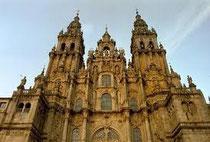 Valfartskirken i Santiago de Compostella