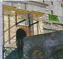 Fort Bellegarde au Perthus (site de Vauban sur la frontière catalane)
