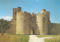 Porte de la Reine (courtine Est)