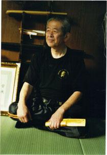 Masaakti Hatsumi  Sôke
