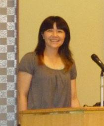 笑顔が素敵な福島県漁協女性部連絡協議会 事務局 遠藤紀子さん