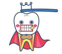 千葉県歯科医師会公認 ゆるキャラ