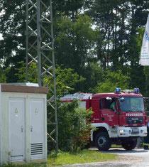 Solar Sicherheit Feuerwehr