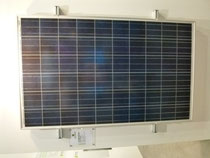 Solar Modul der Kern einer Photovoltaikanlage