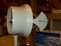 Windrad Turbine mit 500 W