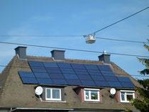 Solaranlage & EEG Recht