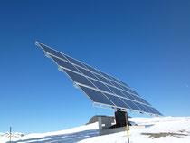 Solarf Feld am Berg