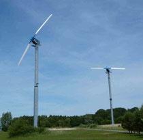 Wind WKA Kraftanlage