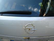 Opel Ampera E Auto mit Reichweiten Verlängerung