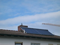 Solar Wärme Thermie