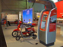 Eon E Tankstelle Messe Model