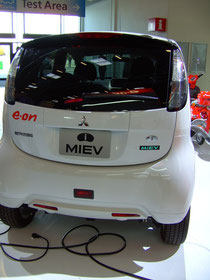 I Miev Elektro Auto